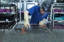 صنعت، تولید، تجهیزات وابسته